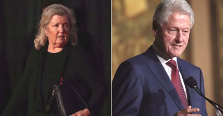 Juanita Broaddrick urges ABC to release report: 'Epstein is dead, but Bill Clinton isn't'