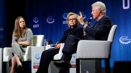 Author: Hillary Clinton knows all about quid pro quo
