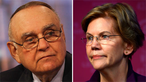 Billionaire: I gave away more in a year than Liz Warren did in her lifetime