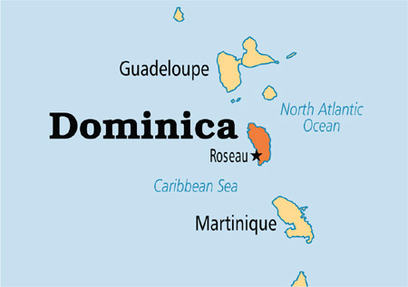 Upcoming election in tiny Dominica could impact China's backing for Venezuela