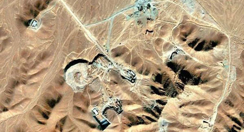 Iran renews uranium enrichment at Fordow