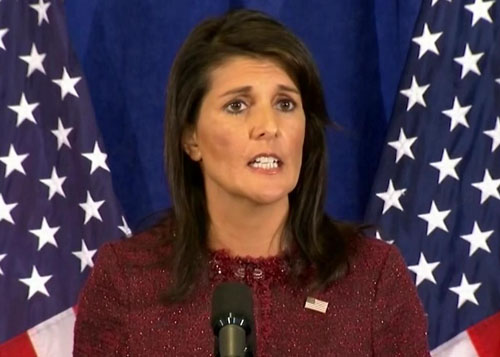 Clarity: Nikki Haley boils down the 'impeachment' chaos