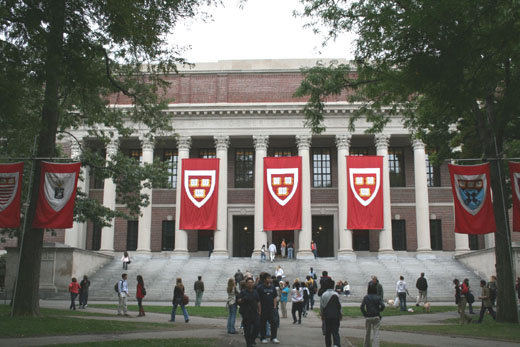 Harvard newspaper rebuked for covering both sides of a story