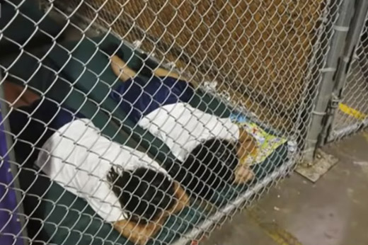 Major media retract stories on migrant kids detained in U.S. under Obama
