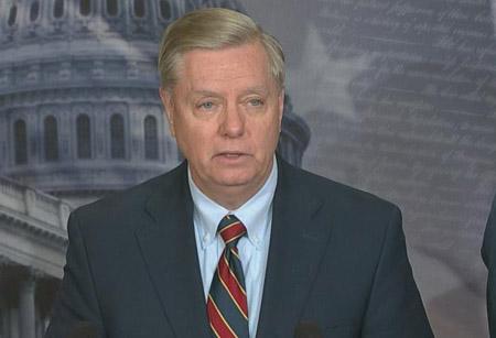 In letter to Pompeo, Sen. Graham requests documents on Bidens, Ukraine