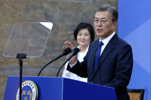 Seoul's pro-North government days away from break with U.S. on Japan intel ties