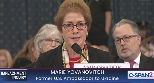 Solomon: 'Activist' U.S. ambassador in Ukraine had a 'do not prosecute list'