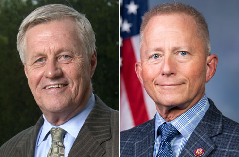War declared on 'last two sensible Democrats' in House