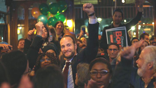 Son of Weather Underground terrorists wins San Francisco DA race