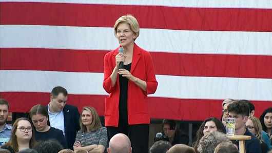 Columnist: Warren's wealth tax plan is unconstitutional