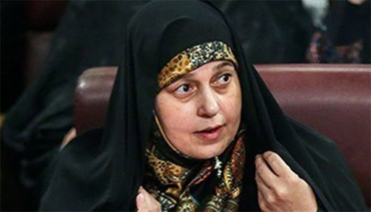 Female Iranian lawmaker denounces 'tyranny,' 'privileges' of officials