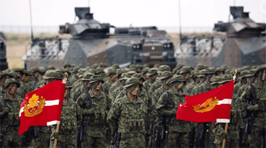 Japan's Marines have returned . . . to defend Senkakus, Okinawa from China