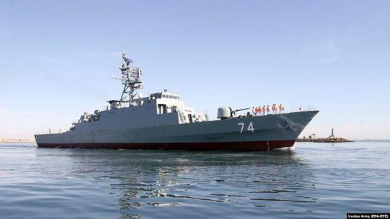 Rogue state war games: Russia, Iran, China set joint naval drills