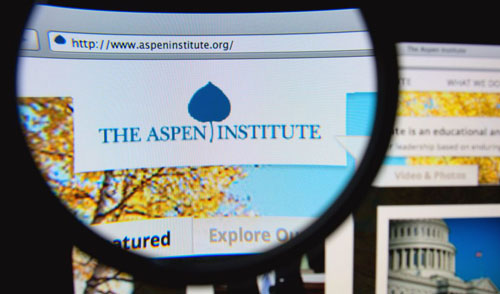 Old NWO stars don't go to heaven when their careers die; They head to the Aspen Institute