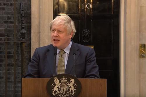 After Tory landslide, Johnson promises Brexit, Trump sees 'harbinger'
