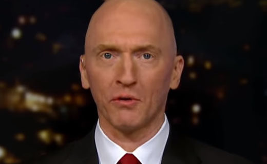 IG report: FBI deliberately hid Carter Page's patriotic background in FISA applications