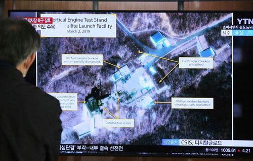 Trump tweets warning to North Korea as tensions increase