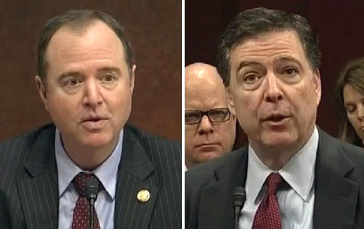 False: Horowitz report shines light on statements by Comey and Schiff