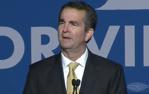 NRA claim: Virginia governor to bill taxpayers for gun confiscation