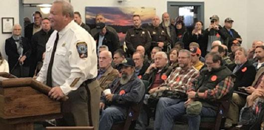 'Organic' gun sanctuary revolt spreads to 9 states, 90 percent of Virginia counties