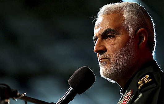 Iranians on Soleimani 'mourning period': What about 'the young people massacred' in November?
