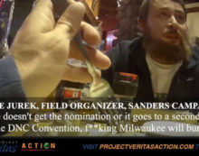 Video vision of Bernie's Brave New World? 4 more Trump years not an option