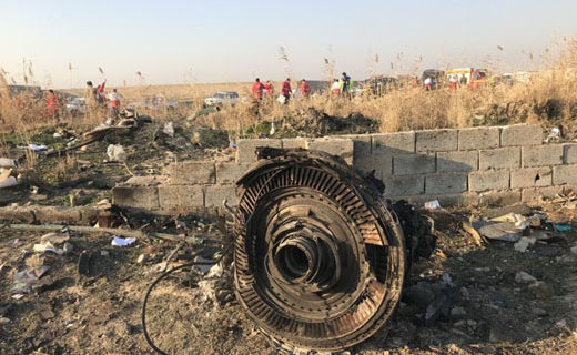 Reports: Pentagon now believes Iran shot down Ukrainian airliner