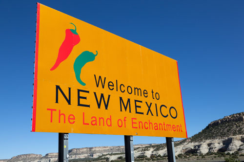 What single-party (Democrat) rule has meant for New Mexico