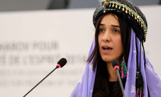 GREATEST HITS, 5: Media silence as gang rape survivor from northern Iraq wins Nobel Peace Prize