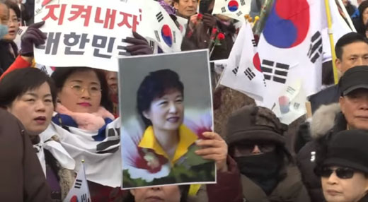 YouTube revolution: Koreans who remember the war tune out mainstream media