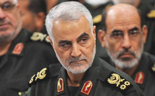 U.S. strike takes out Iran's top commander, strategic mastermind