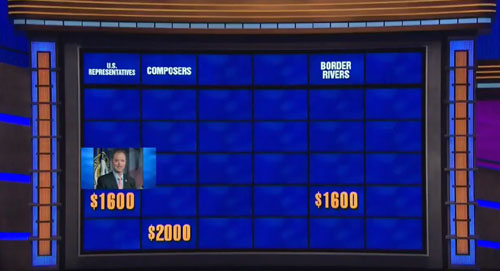Who is Adam Schiff? Jeopardy! contestants didn't know