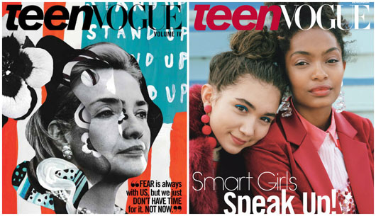 Teen Vogue warps American youth with help from well-connected, corporate friends