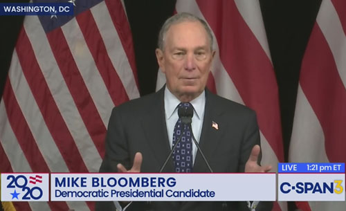 Report: As NYC mayor, Bloomberg's money allowed him to 'drown out' the opposition