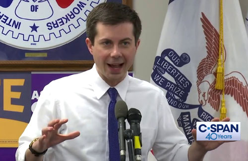 Bongino explains Buttigieg: Second to none in BS ability
