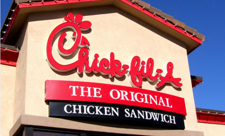 University invites students to compete in expressing anger over Chick-fil-A
