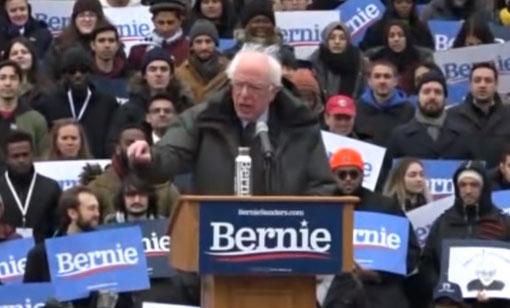 Superdelegates poised to derail the Bernie train?