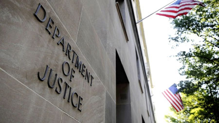 Not a surprise: Report finds Department of Justice overwhelmingly Democrat