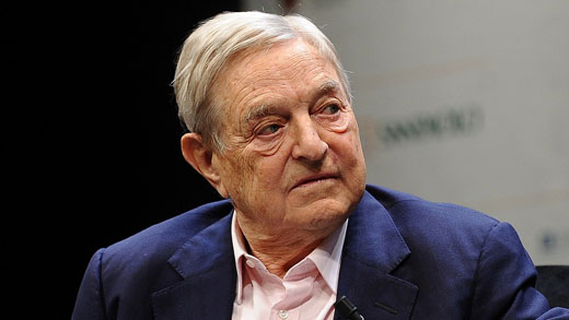 Soros-tied group run by Democrat operatives promotes global leftist agenda