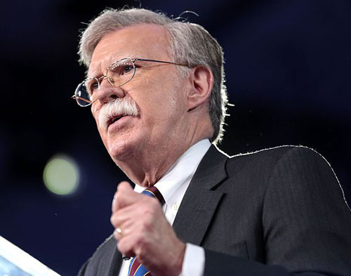 Sources: Bolton in legal jeopardy over leaks, may lose security clearance