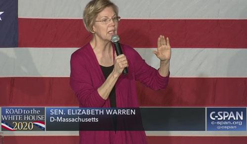 Warren: Green New Deal doesn't 'go far enough'