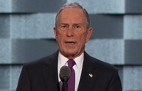 'Unprecedented': How Bloomberg weaponizes his billions