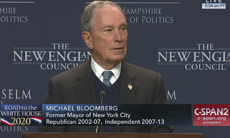 Bloomberg's fatal political weakness: Columnist says he can't take the heat