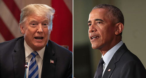 'Con job': Trump, backed by Gallup, slams Obama claims on economy