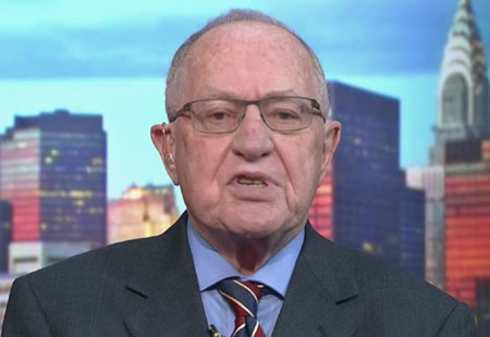 Obama ordered FBI investigation on behalf of Soros, says Dershowitz