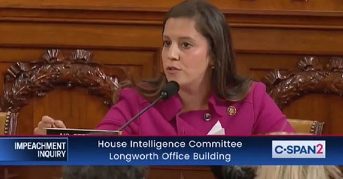 Rep. Stefanik, a favorite target of leftist haters, outraises both Schiff and AOC