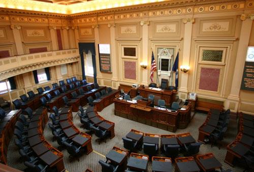 Virginia House Democrat majority passes series of gun control measures