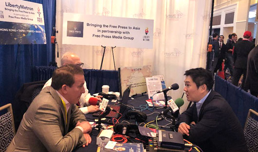 CPAC 2020 PODCASTS: Interview with Gen Matsuda, CEO and President of OKWAVE