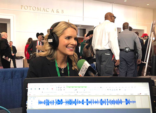 CPAC 2020 PODCASTS: Interview with Kylie Jean Tannehill, Crave News