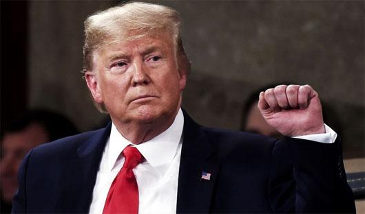 In Norouz message, Trump says Iranians deserve 'brighter, freer future'